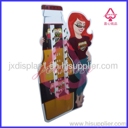 Attractive Paper Display Standee for sunglasses