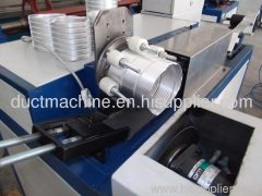 insulated aluminum flexible duct machine,spiral flexible aluminum duct machine,pure aluminum flexible duct machine