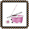 HL004A Stainless Steel basket Magic Mop