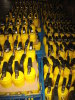 Yellow Portable pressure gas torch
