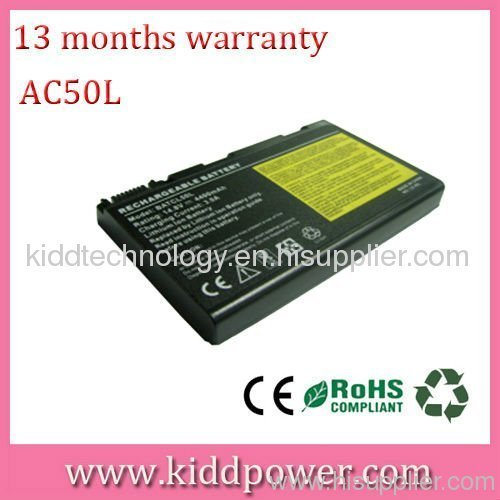 laptop battery for acer