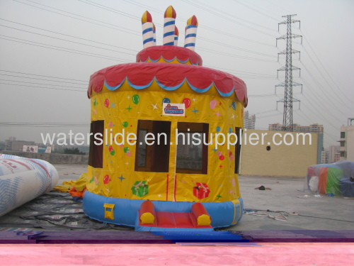 kids birthday inflatable bouncer