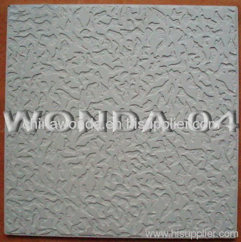 Textured Glass Fusing Mosaic Tile Kiln Mold