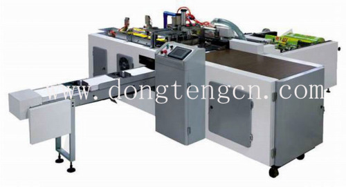 DTDP-A4 copy paper packing machine