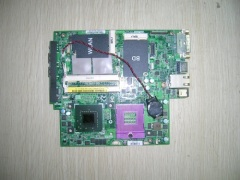 dell studio hybrid 140G laptop motherboard P096C