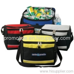 600D Polyester 18 Can Cooler Bag