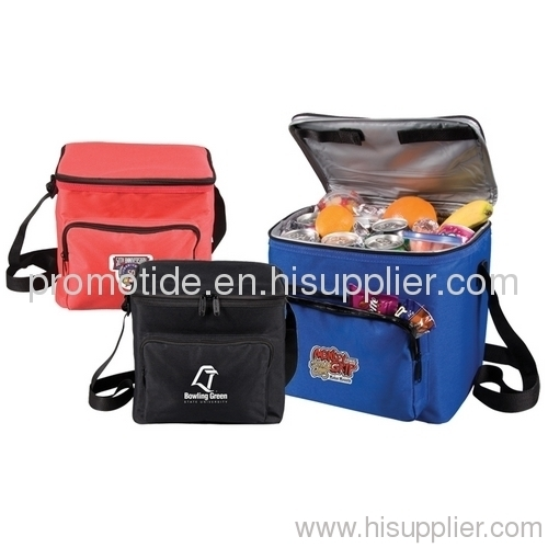 600D Polyester 24-Can Cooler Bag
