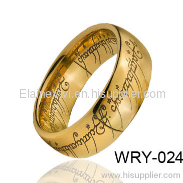 Jewelry RingsGold Rings Magic Laser Tungsten Rings Wedding Rings Engagement Rings Fashion Rings Mens Rings