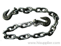 Cargo lashing chain