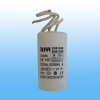 7uf 85℃ plastic wire type without stud capacitor