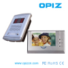 "7 "" TFT LCD video door phone for villa"