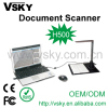 Document capture equipment scanner