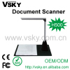 Low cost document scanner