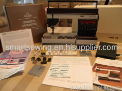 PFAFF CREATIVE 1471 Sewing Machine