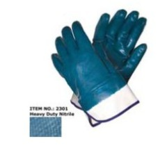 Heavy Duty Nitrile Work Glove