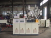 PVC soft pipe extruder