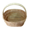 rattan handle basket