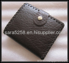 Leather wallet and purses