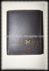 Genuine leather wallets for man