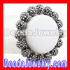 Wholesale 12mm Grey Resin Beads Basketball Wives Bracelet cheap