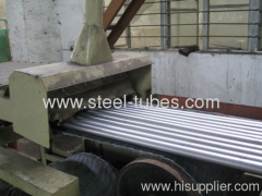 heat exchanger steel tubes for Condensers, Evaporator