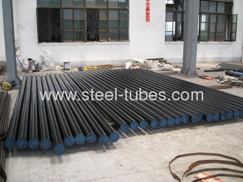 DIN2448 mechanical steel tubing