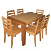 bamboo dinning room furniture