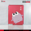 Cute leonfrog matte color skin sticker for ipad 2 XTone