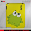 Fresh color skin sticker for ipad 2 leonfrog design XTone Animation