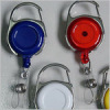 Nylon Cord Extention Retractable Badge Holder