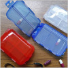Promotion Plastic foldable 7days pill box