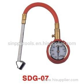 Dial Type Tire Guage