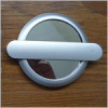 promotion cosmetic mirror with handle