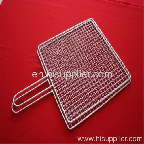(USD1-USD1.2/piece) Barbecue Grill Netting /BBQ Wire Mesh