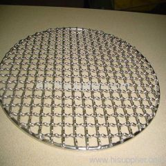(Widely exported to Japan) Barbecue Grill Netting /BBQ Wire Mesh(factory)