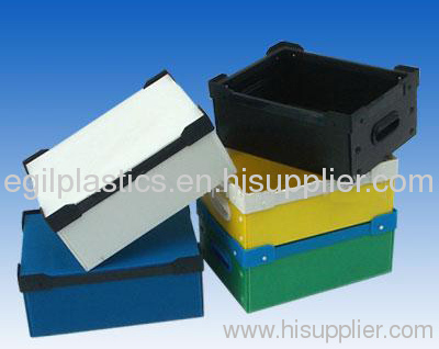 Anti-static Plastic Packaging Box