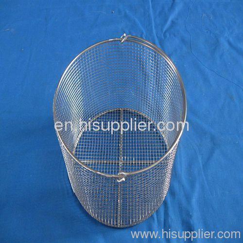 (Distillation usage ) Wire Mesh/Storage/Grocery Basket