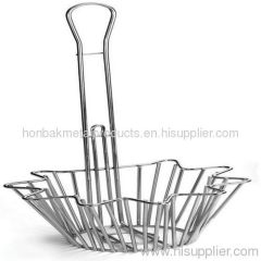 Kitchen Fry Conlander/Wire Mesh Metal products in cookware,home usage