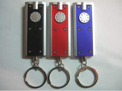 LED Camping Keyring Torch Keychain Lamp