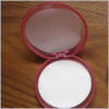 Round Soap leaves compact box
