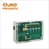 Dust collector valve controller