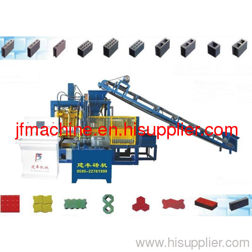 construction block/brick machine/forming and moulding machine