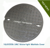 Composite manhole lids SMC watertight drainager covers