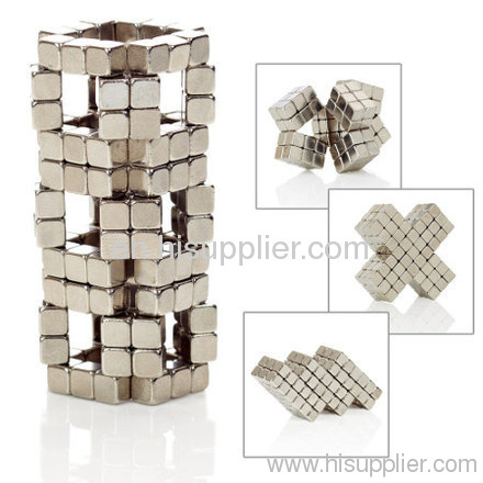 Magnetic Cube block magnets