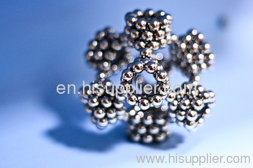 Magnetic balls spheres