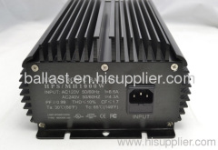 1000W HPS/MH Electronic Ballast Without Fan
