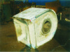 steel casting vessel rudder piece