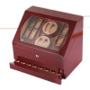Luxury Wooden Watch Winder with Japanese Motor-TC-WO111