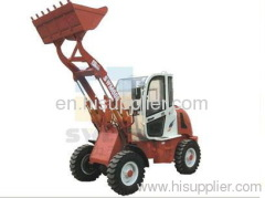 Small Wheel Loader --- SWM608