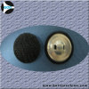 Metal Cover Fabric Button